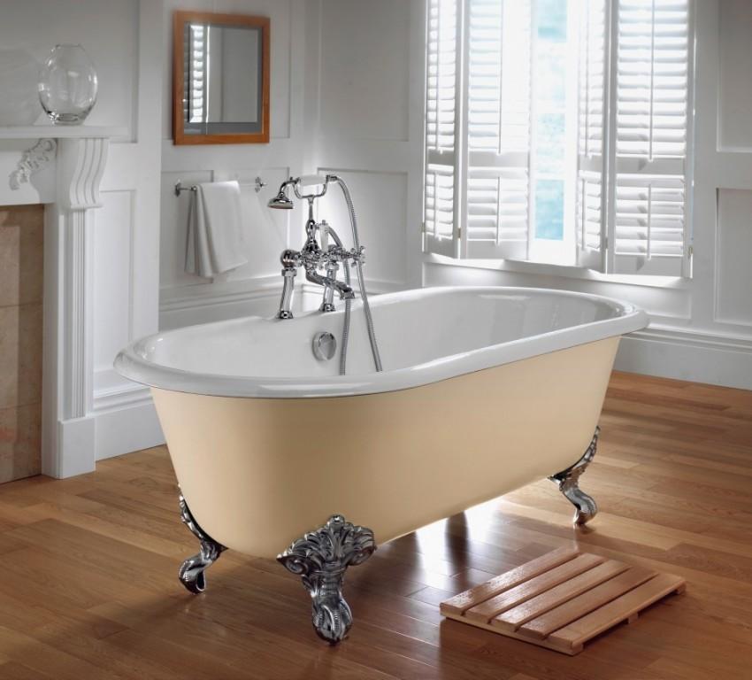 Как сделать пол в ванной - варианты покрытия и особенности устройства своими руками (85 фото)