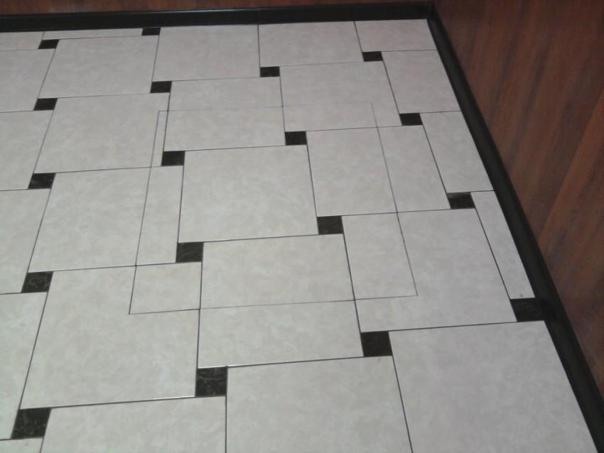 Плитка на пол в ванной - советы как правильно подобрать, уложить и оформить напольное покрытие плиткой