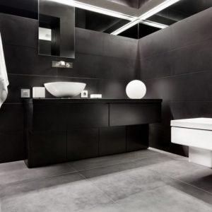 Ванная в стиле минимализм: идеи дизайна интерьера с фото